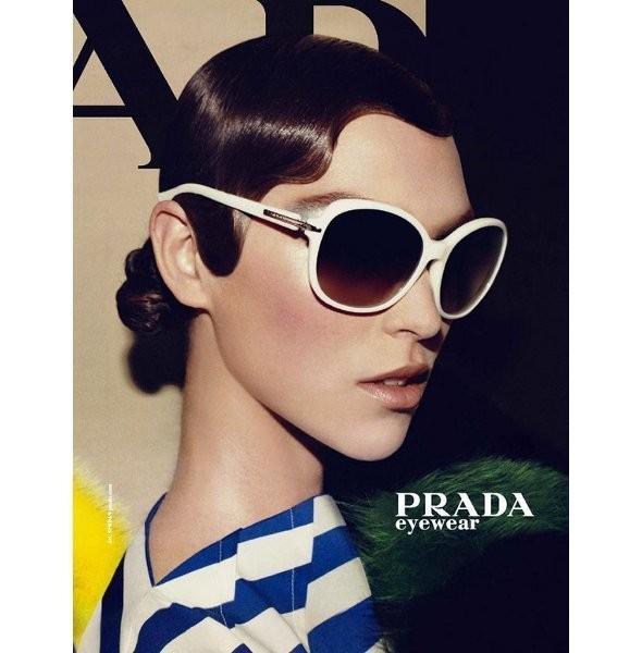 Изображение 37. Рекламные кампании: Lanvin, Prada, Balenciaga и другие.. Изображение № 15.