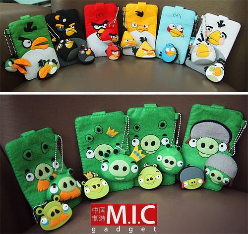 Angry Birds в офлайне: 20 живых примеров. Изображение № 11.