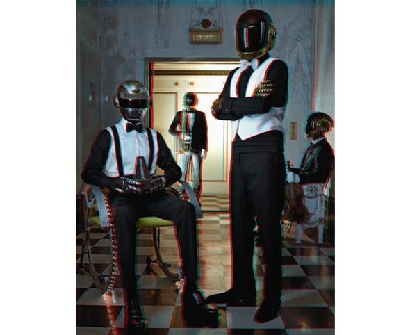 Daft Punk в 3D, Dazed & Confused. Изображение № 22.