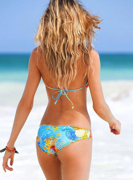 Изображение 5. Новые купальник от Victoria's Secret Лето 2011.. Изображение № 6.