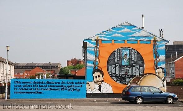 Граффити Ольстера. Изображение № 12.