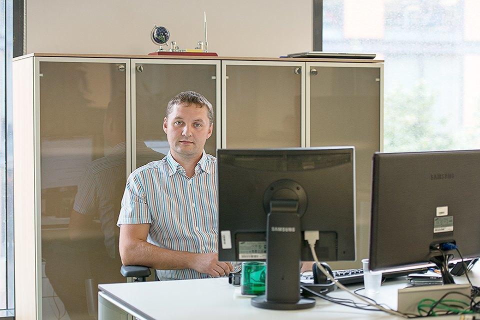 Что происходит в новом офисе Лаборатории Касперского. Изображение № 24.