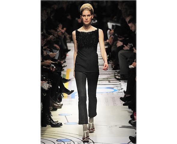 Показ Prada на Неделе моды в Милане. Изображение № 4.