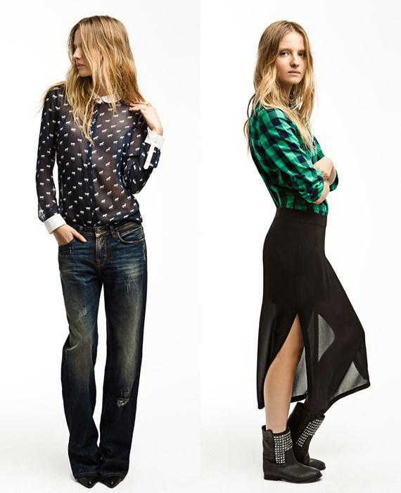 Лукбук: Zara TRF November 2011. Изображение № 2.