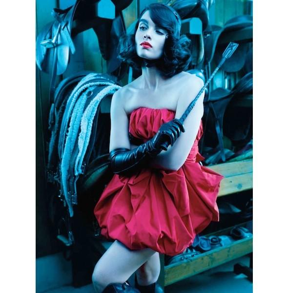 Новые съемки: Elle, Marie Claire, Vogue и другие. Изображение № 2.