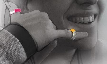 Hi-tech кольца дляразговора. Изображение № 2.