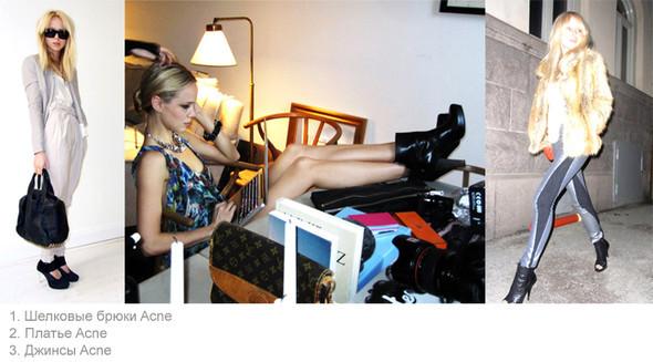Почему fashion-блоггеры любят Acne?. Изображение № 25.