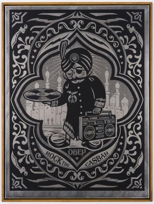 OBEY. Плакаты. Изображение № 14.
