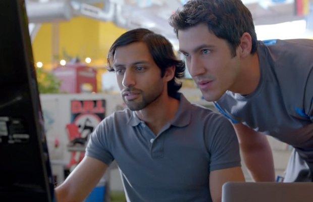 Программисты выдуманной компании Huli, которая подозрительно похожа на Google — сериал Silicon Valley. Изображение № 14.