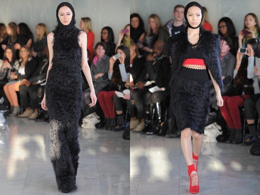 Неделя моды в Лондоне:  Дни 2 и 3. Изображение № 59.