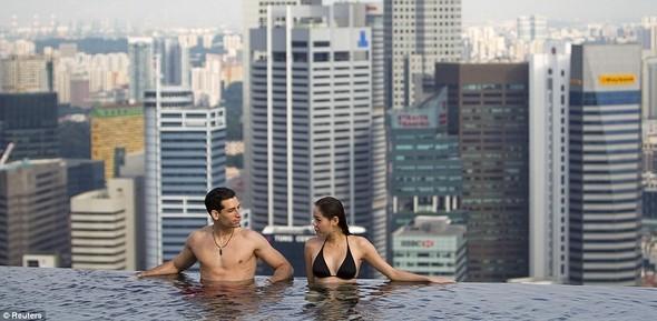 Идеальный бассейн в Сингапуре. Изображение № 4.