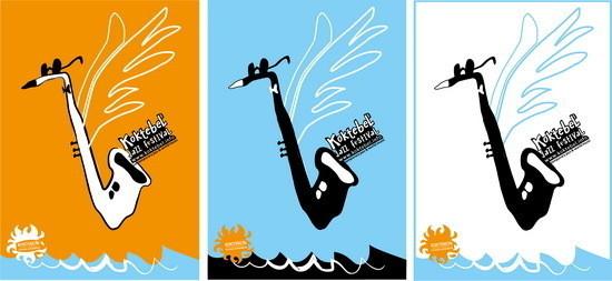 Изображение 122. Кастинг принтов для футболок SEKTA: Koktebel Jazz Fest.. Изображение № 122.