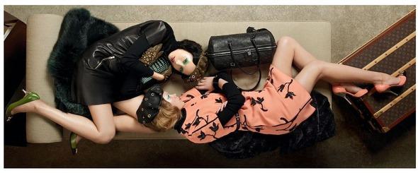 Кампании: Louis Vuitton, Tom Ford, Alexander McQueen и другие. Изображение № 1.
