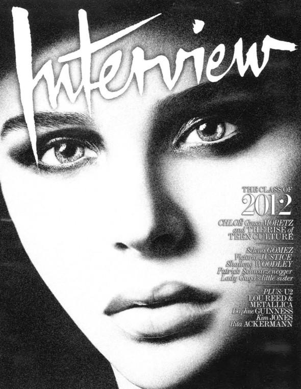 Обложки: Interview, Numero и WSJ. Изображение № 1.