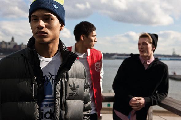 Кампания: Adidas Originals Winter 2011. Изображение № 2.