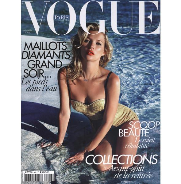 5 новых обложек Vogue. Изображение № 1.
