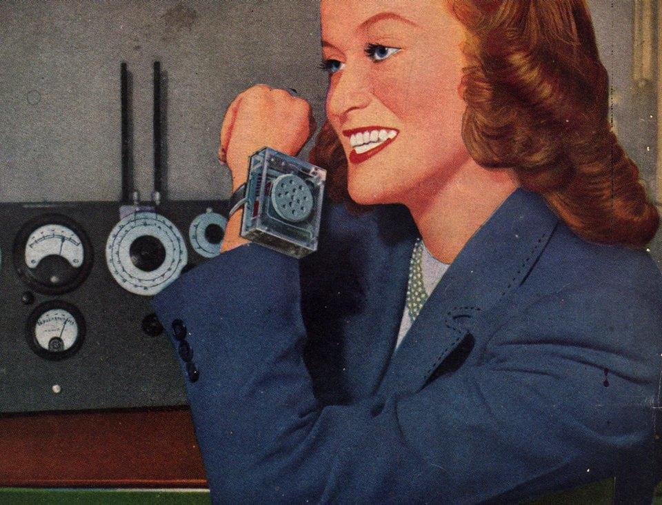 Альтернатива Apple Watch:  Какими представляли умные часы в прошлом. Изображение № 2.