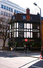 Ориентируемся в английской и лондонской архитектуре. Изображение № 4.