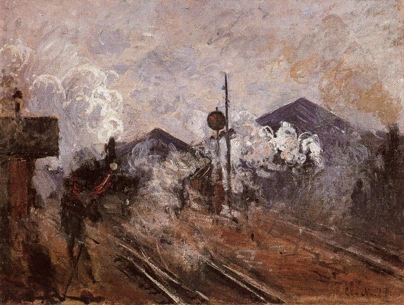 Клод Моне : флагман импрессионизма. Изображение № 23.