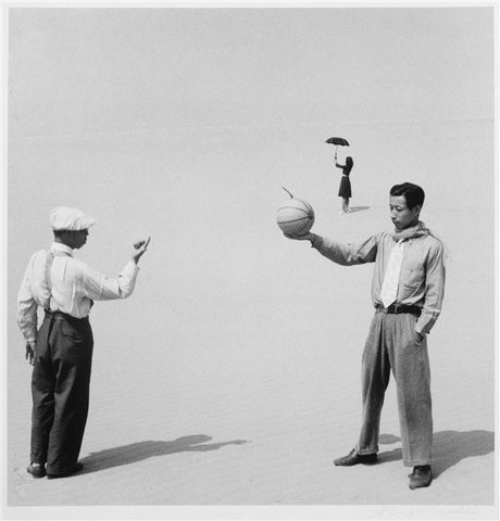 Еще восемь фотографов сюрреалистов. Изображение № 89.
