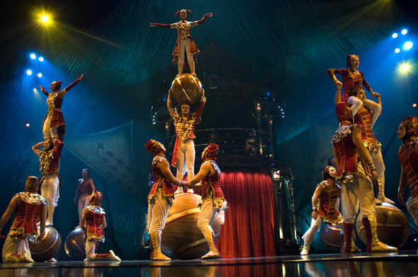 Cirque du Soleil. Изображение № 6.