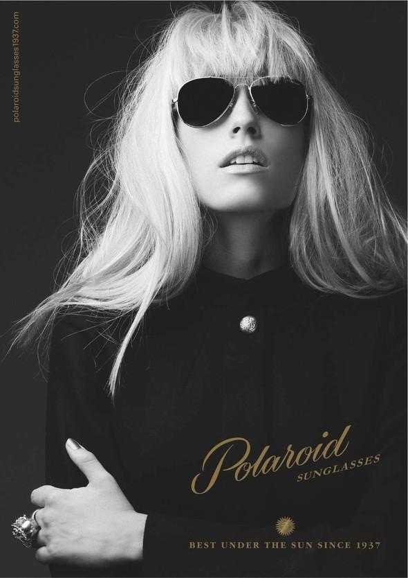 Alena Gerber для Polaroid Sunglasses. Изображение № 1.