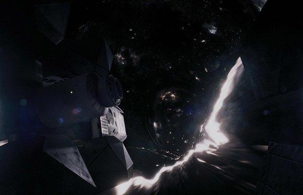 Что случится с камерой, брошенной в чёрную дыру?. Изображение № 2.