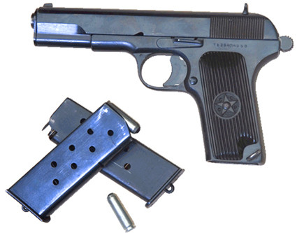 Возвращение легенды: -ТТ тульский Токарева.  Пистолет самообороны травматического действия ТТ кал.10х32Т.
