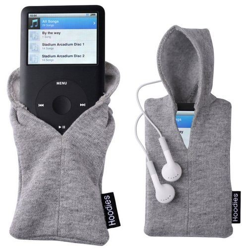 Изображение 1. Худи для вашего iPod.. Изображение № 1.