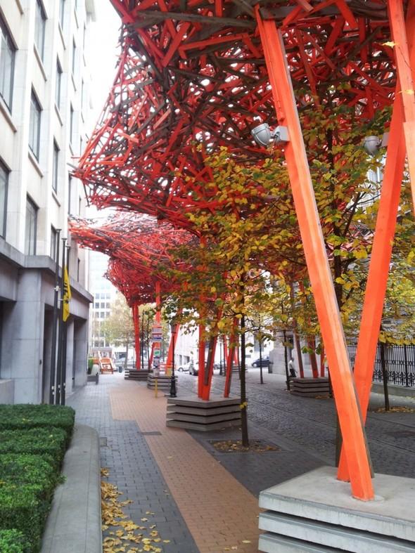 Городская скульптура от Арне Куинзе. Изображение № 10.
