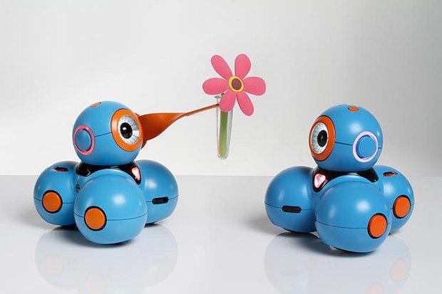 Игрушечные роботы научат детей программированию. Изображение № 2.