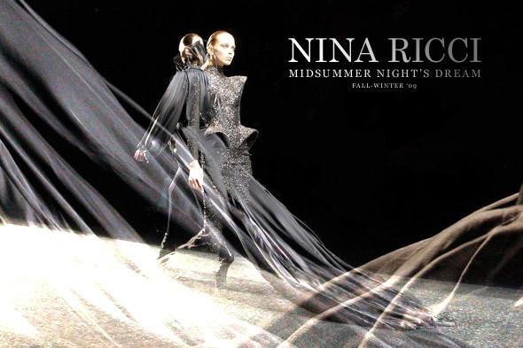 Фэшн-головоломка: Nina Ricci. Изображение № 1.