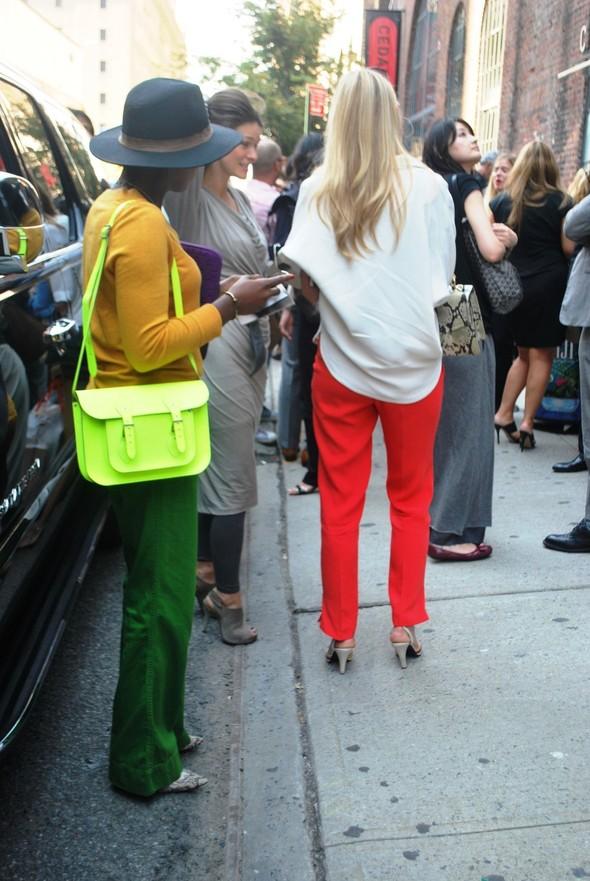 Street Fashion @ NYFW. Изображение № 17.