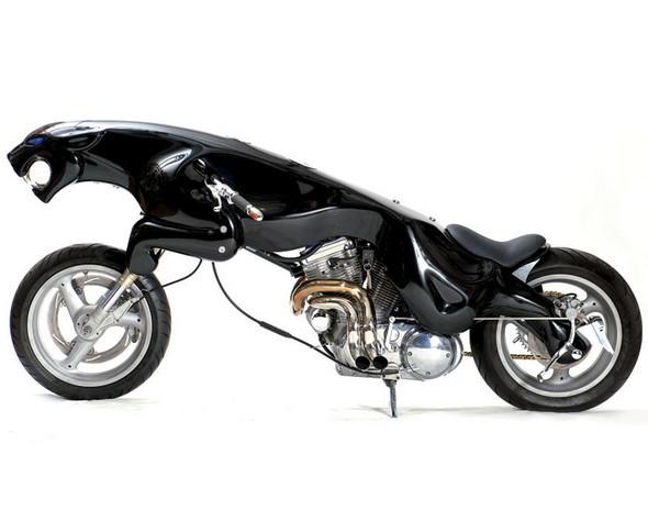 Концепты мотоциклов от Massow Design. Изображение № 5.