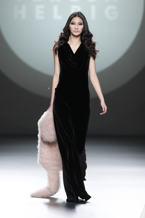 Madrid Fashion Week A/W 2012: Teresa Helbig. Изображение № 24.