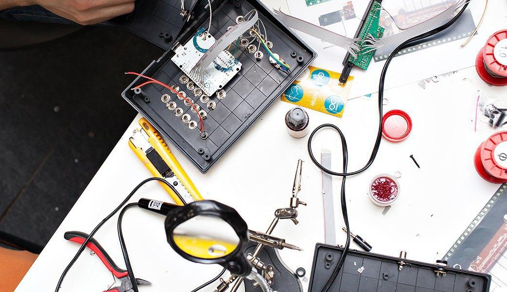 Видеосинтезатор: что это такое и как его сделать. Изображение № 7.