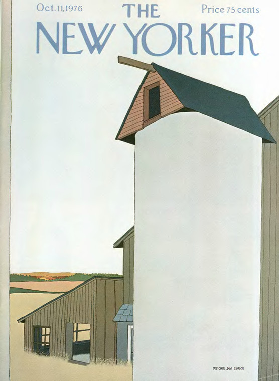 Обложки TheNew Yorker. Изображение № 52.
