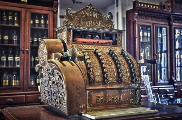 Аптека - музей в Новом Орлеане. Изображение № 21.