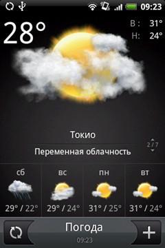 Этот пост я опубликовал с телефона HTC Hero. Изображение № 6.