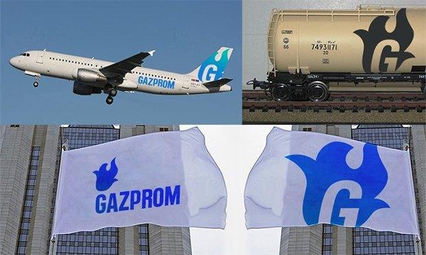 Конкурс редизайна: Новый логотип «Газпрома». Изображение № 15.