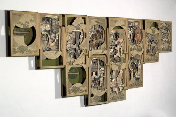 Современное оригами: 7 художников, работающих с бумагой. Изображение № 35.