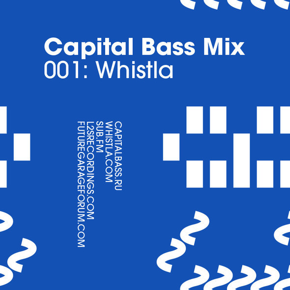 Capital Bass Mix 001: Whistla, future garage. Изображение № 1.