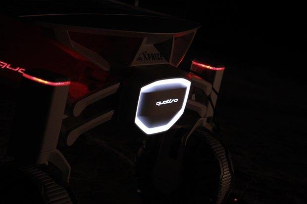 В Audi построили прототип лунохода сполным приводом. Изображение № 5.