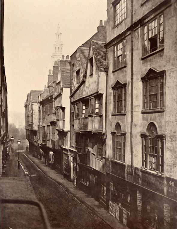 Призраки старого Лондона. Изображение № 6.