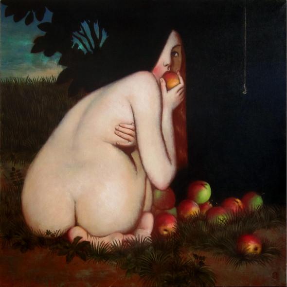 """Выставка живописи Станислава Ильина """"Сны и грёзы"""". Изображение № 3."""