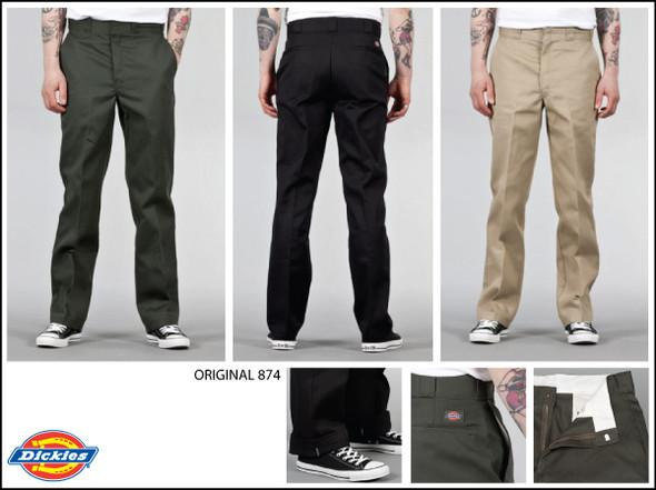 Dickies весна 10. Просто одежда для непростого человека. Изображение № 8.