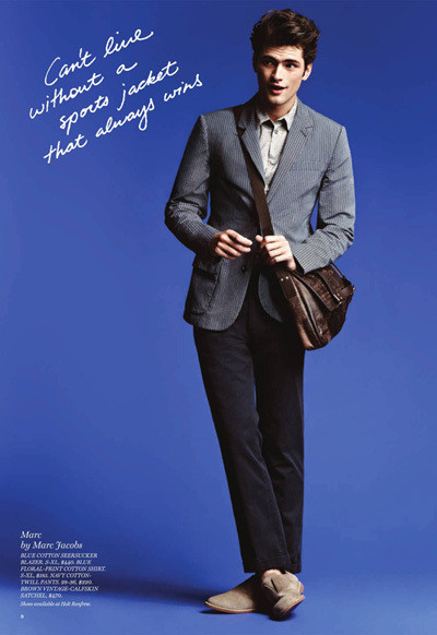 Изображение 6. Рекламные кампании: Topman, Holt Renfrew и H&M.. Изображение № 6.