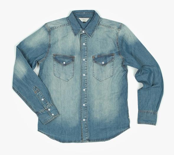 EDWIN. Японский деним, рубашки и футболки. Изображение № 15.
