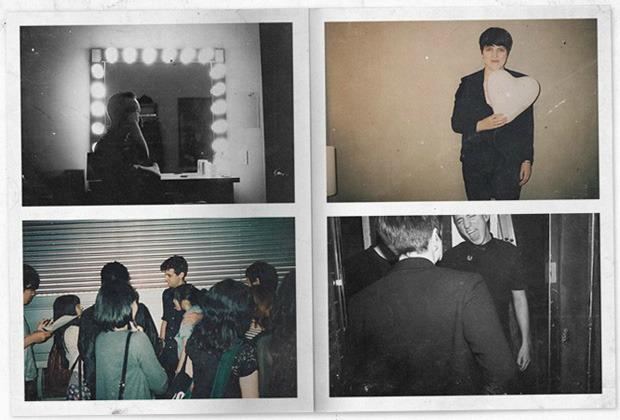 The xx выпустили собственный зин. Изображение № 2.