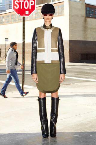 Givenchy Pre-Fall 2012. Изображение № 17.
